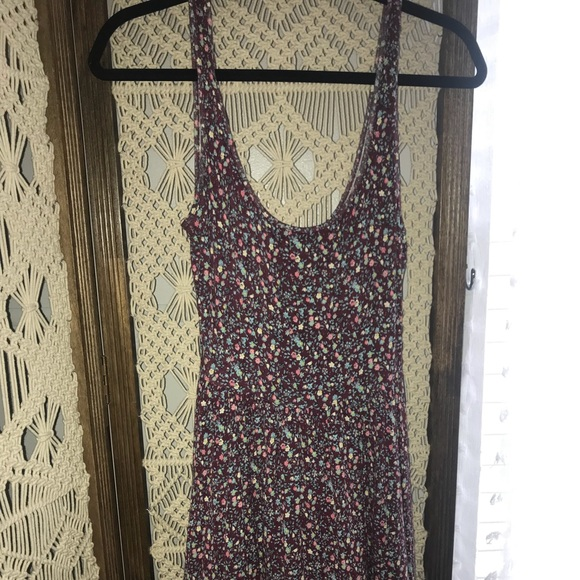 American Eagle Outfitters Dresses & Skirts - American Eagle Floral Fit & Flare Dress